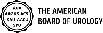 american board of urology logo
